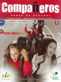 Compañeros 1 Libro del Alumno + CD